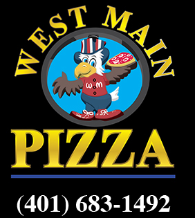Image result for west main pizza portsmouth logo